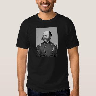 Porträt-ziviler Kriegs-General Ambrose E. Burnside Shirts