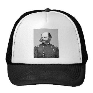 Porträt-ziviler Kriegs-General Ambrose E. Burnside Truckermützen