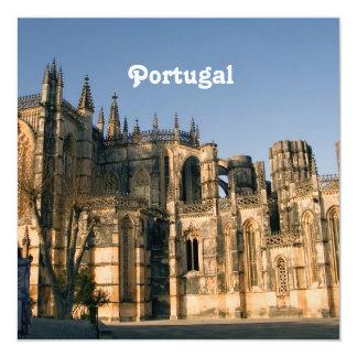 Portugal-Architektur Karte