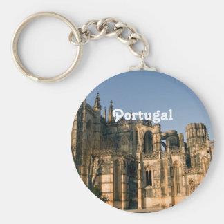 Portugal-Architektur Schlüsselanhänger