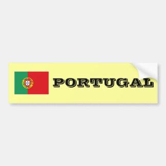 Portugal-Autoaufkleber Autoaufkleber