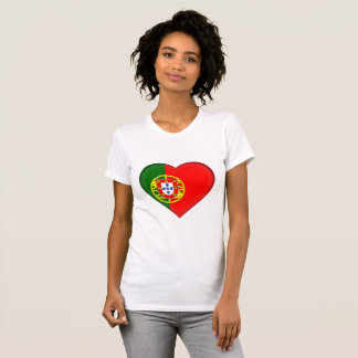 Portugal-Flagge T-Shirt