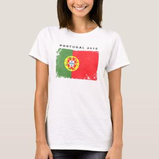 Portugal-Flaggen-Shirt T-Shirt