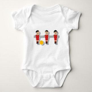Portugal foosball baby strampler