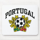 Portugal-Fußball Mousepad