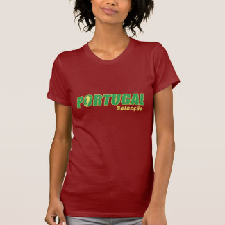 Portugal-Fußball-T - Shirt