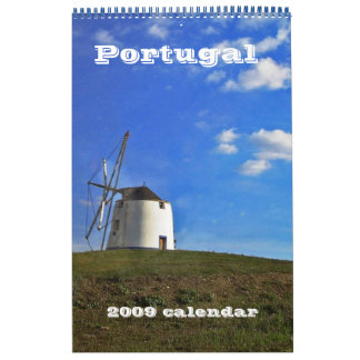 Portugal, Kalender 2009