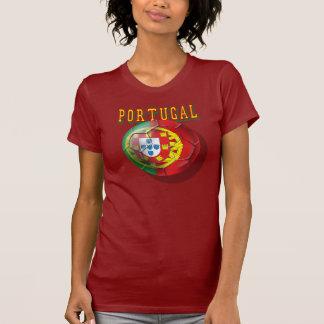 """Portugal"" Kugelkette por Portugueses T-Shirt"