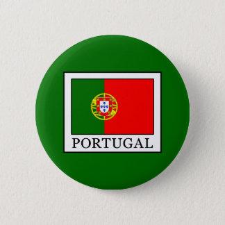 Portugal Runder Button 5,7 Cm