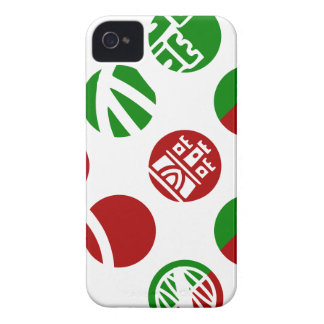 Portugal Symbole Design iPhone 4 Case-Mate Hüllen