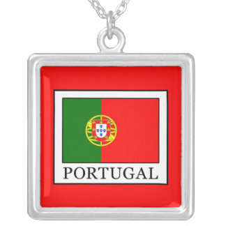 Portugal Versilberte Kette