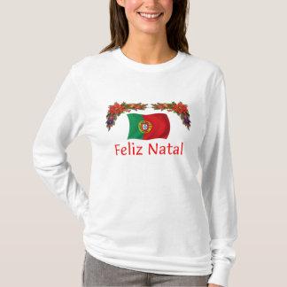 Portugal-Weihnachten T-Shirt