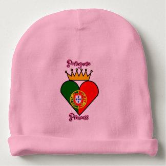 Portugiesische Prinzessin Beanie Babymütze