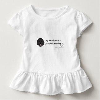 portugiesischer Wasserhund Kleinkind T-shirt