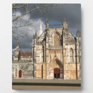 Portugiesisches Schloss Fotoplatte