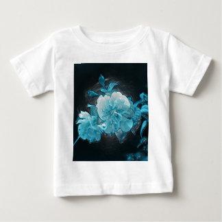 Porzellan-Blumen der Fuchsie Baby T-shirt