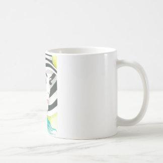"""""""Porzellan-"""" KristallquerAquarelle Kaffeetasse"""