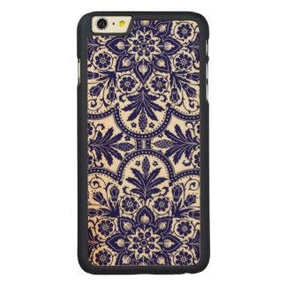 Porzellan Mandela Carved® Maple iPhone 6 Plus Hülle