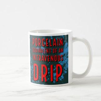 PORZELLAN-… TROPFEN KAFFEETASSE