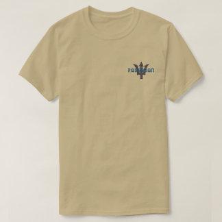 Poseidon Taschen-T-Shirt T-Shirt