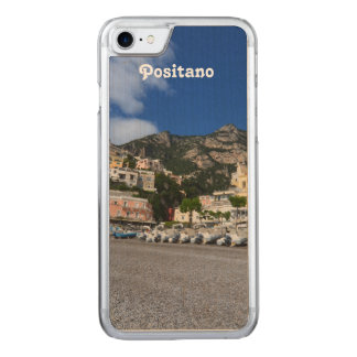 Positano Strand Carved iPhone 8/7 Hülle