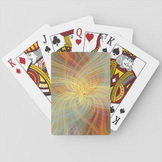 Positive Kreativität Spielkarten
