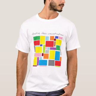 +Positive Schwingungenskonzentration+ T - Shirt