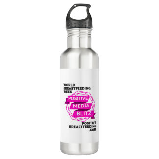Positive Trinkflasche