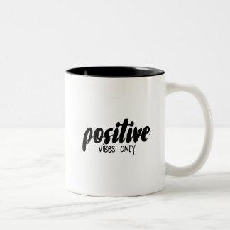 Positive Vibes-nur Tasse