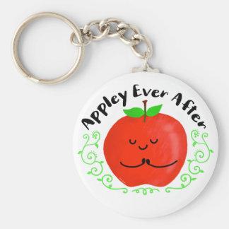 Positives Apple machen - Appley seitdem ein Schlüsselanhänger
