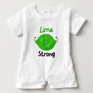 Positives Limones Wortspiel - Limones starkes Baby Strampler