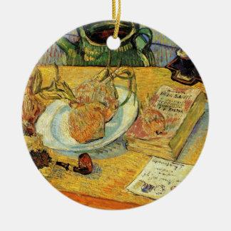 Post-Impressionismus-noch Leben-Kunst Van Gogh Keramik Ornament