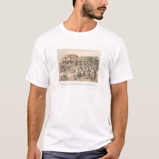 Post in San Francisco (1361A) T-Shirt