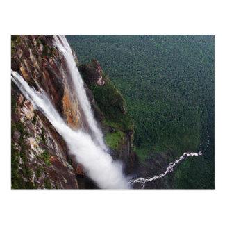 Postcard Angel Falls, Venezuela Postkarte
