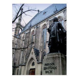 Postcard of Leipzig Postkarte
