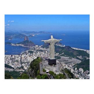 Postcard Rio de Janeiro, Brazil Postkarte