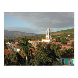 Postcard Sancti Spiritus in Trinidad, Kuba Postkarte
