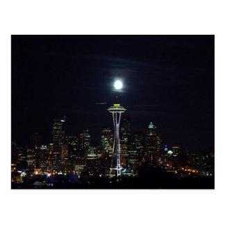 Postcard Seattle Washington State, die USA Postkarte
