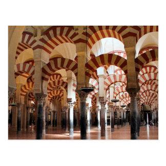 Postcard The Great Mosque of Cordoba (Halle), Postkarte