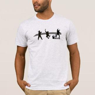 Posten-Apokalyptischer Sport T-Shirt