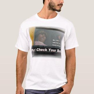 Posten-Karo-T - Shirt