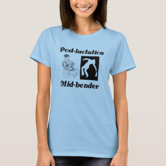 Posten-Laktierung, Mittler-Bieger T-Shirt