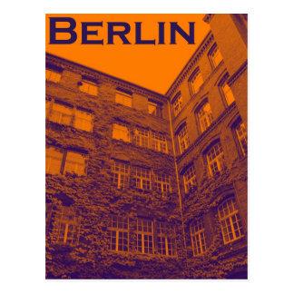 Posten von Berlin Postkarte