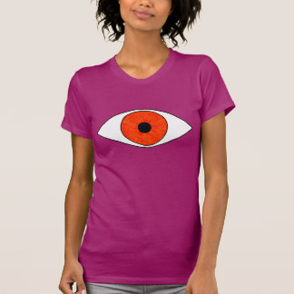 Posthypnotisches andeutendes Auge Hemden