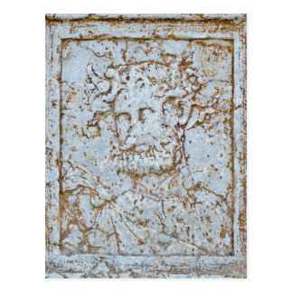Postkarte: Antikes Bacchusporträt Postkarte