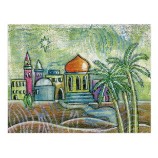 Postkarte Bethlehems II