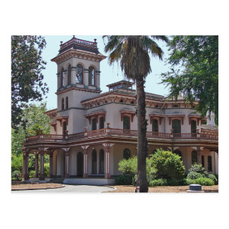 POSTKARTE ~ Bidwell Villa