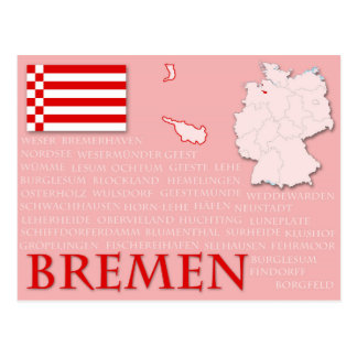 "Postkarte ""Bremen """