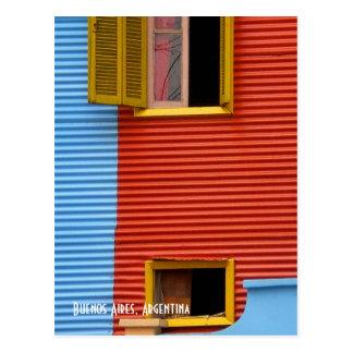 Postkarte Buenos Aires Argentinien