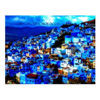Postkarte Chefchaouen, Marokko